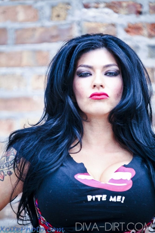 Shelly martinez posing in lingerie can suggest